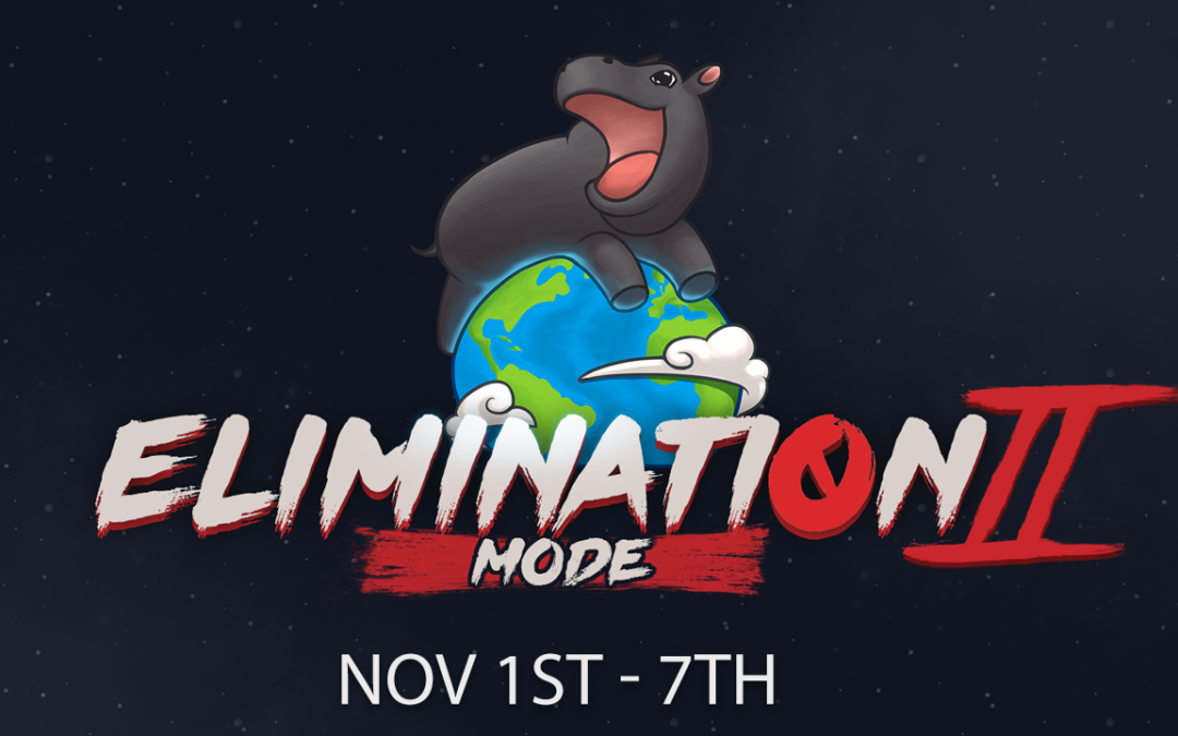 Elimination Mode 2.0 Coming November 2016