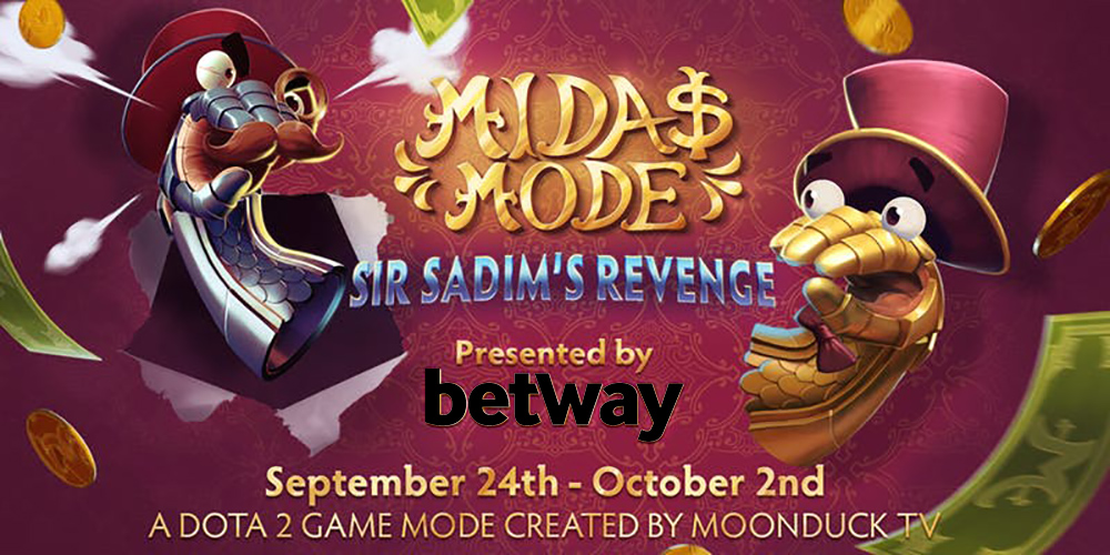 Betway Midas Mode 2.0 Tickets Available
